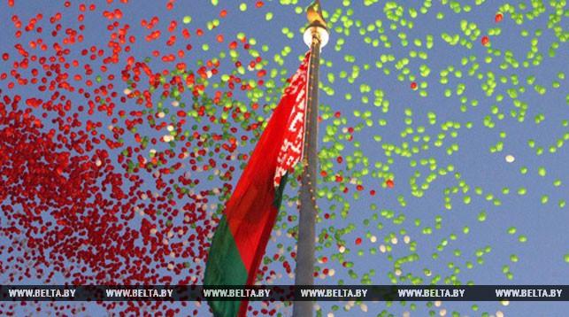 Лукашенко: герб и флаг Беларуси — визитная карточка ее миролюбивой политики