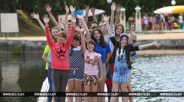 В Беларуси примут детей на оздоровление 5,9 тыс. лагерей