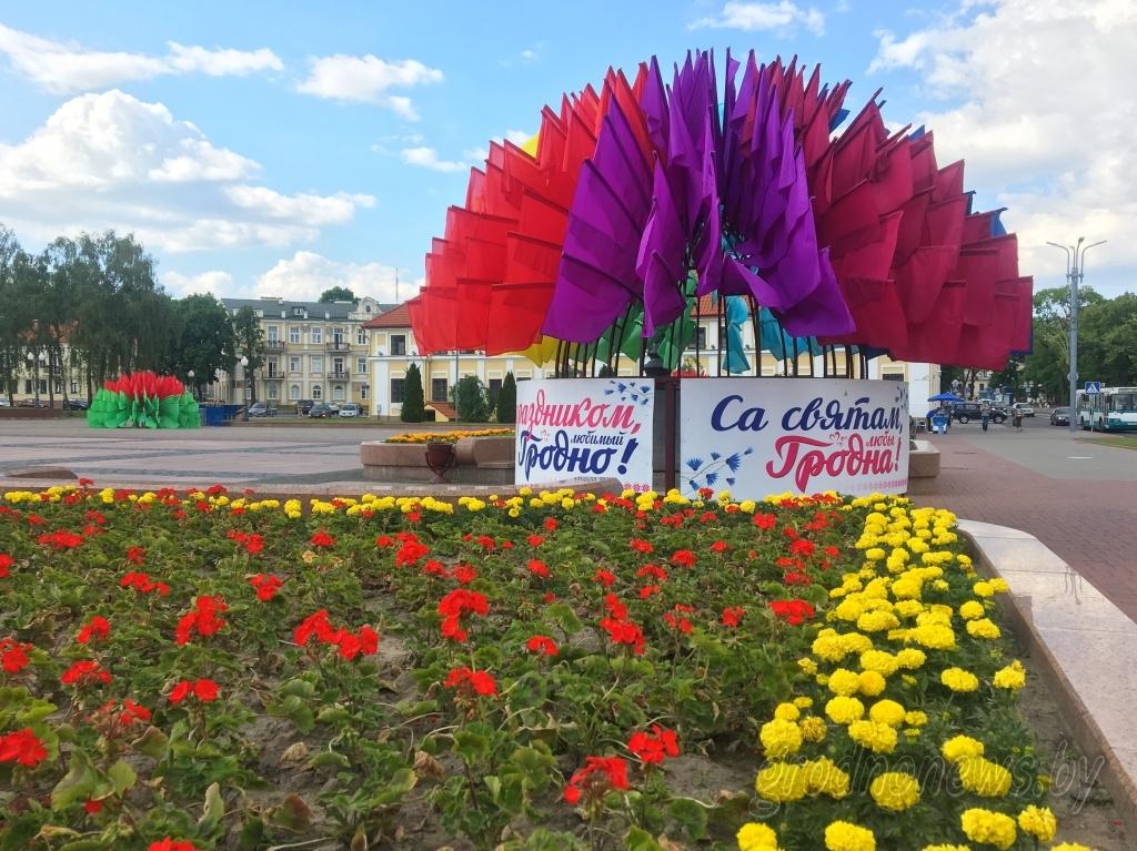 Парк Жилибера, Советская и площадь Ленина на время Фестиваля будут безалкогольными