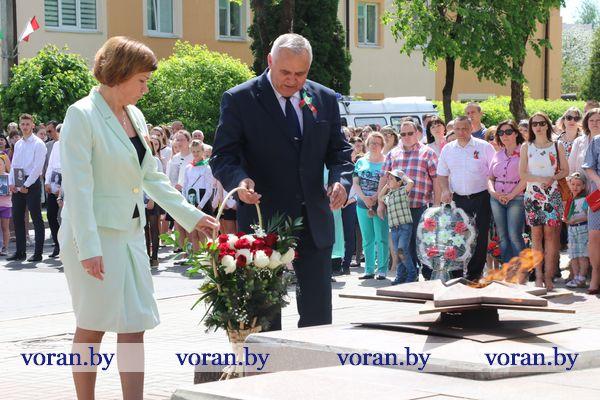 Вороново празднует День Победы (Видео)