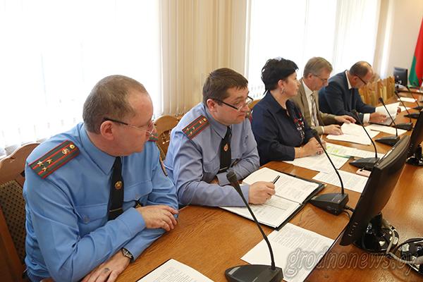 Владимир Дешко: «В вопросе обеспечения безопасности нужно работать системно и без формализма»