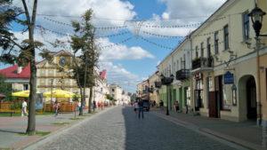 На правом берегу Немана в Гродно появится причал, а на улице Советской — бесплатный wi-fi (+видео)