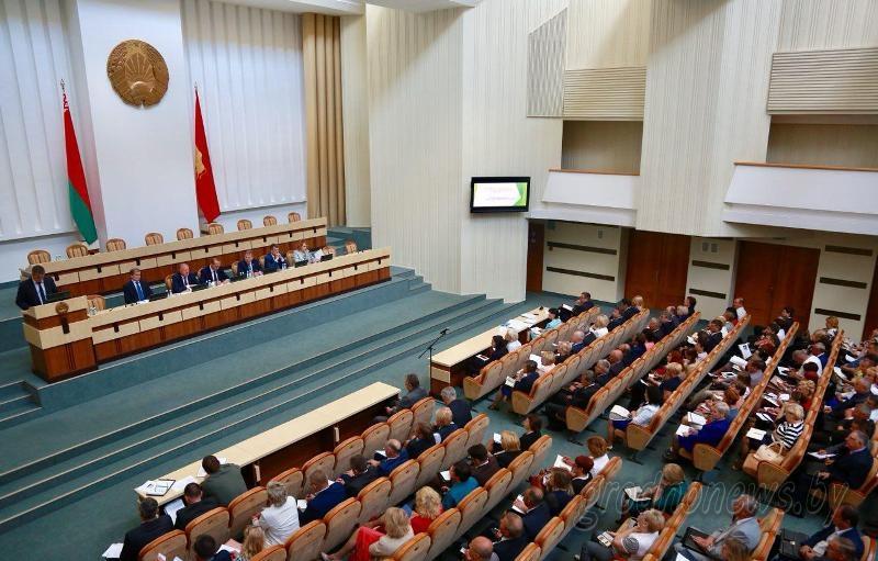 Актуальные вопросы местного самоуправления обсуждают на областном семинаре в Гродно