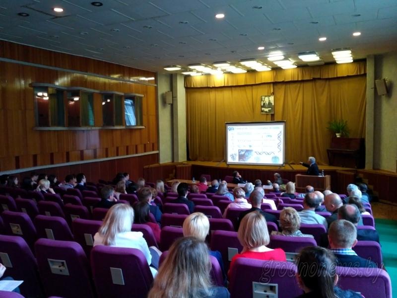 Ученые из пяти стран принимают участие в конгрессе биохимиков в Гродно