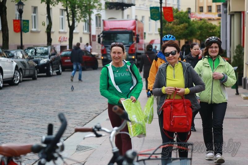В минувшие выходные Гродненщину посетили свыше 2,5 тысяч иностранцев