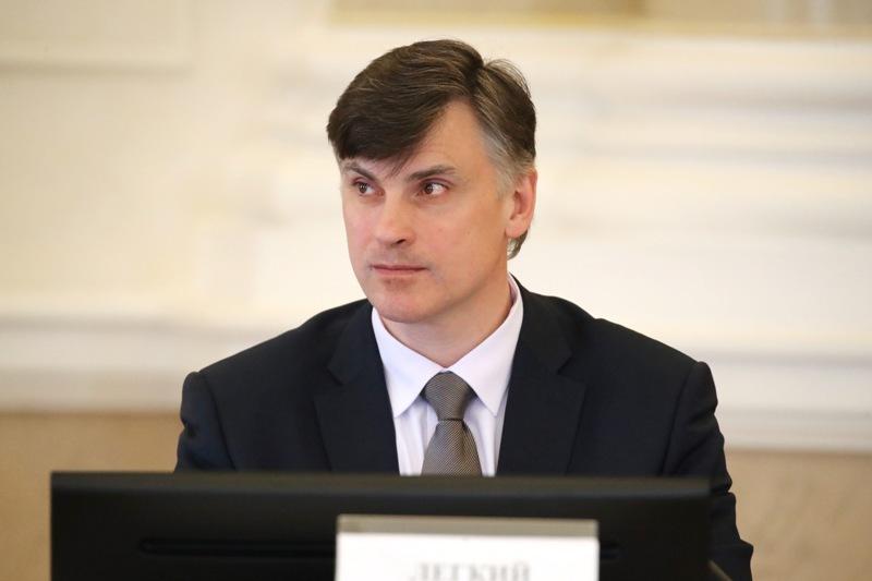 Павел Легкий назначен первым заместителем министра информации