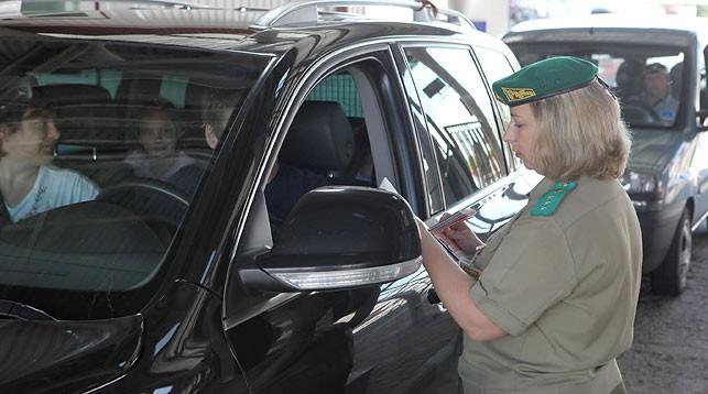 Госпогранкомитет планирует отказаться от бумажных пропусков в погранзону
