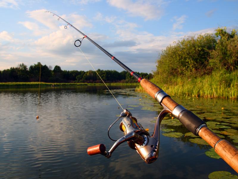 Конкурс среди рыбаков пройдет на Августовском канале