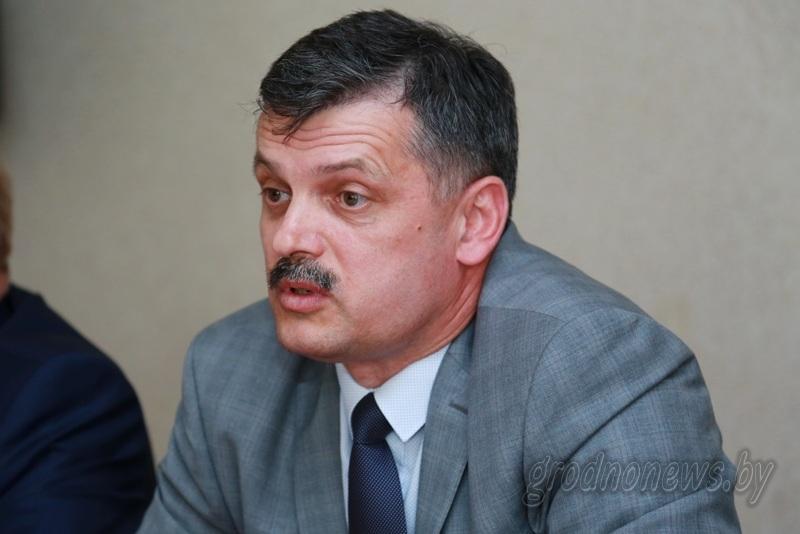 Министр спорта и туризма Беларуси Сергей Ковальчук: «В работе представителей спорта не должно быть формализма»