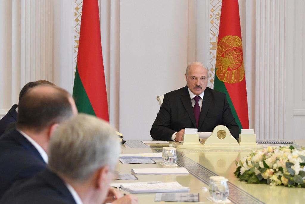 Александр Лукашенко поддержал строительство в Беларуси нового азотного комбината и модернизацию «Гродно Азота»
