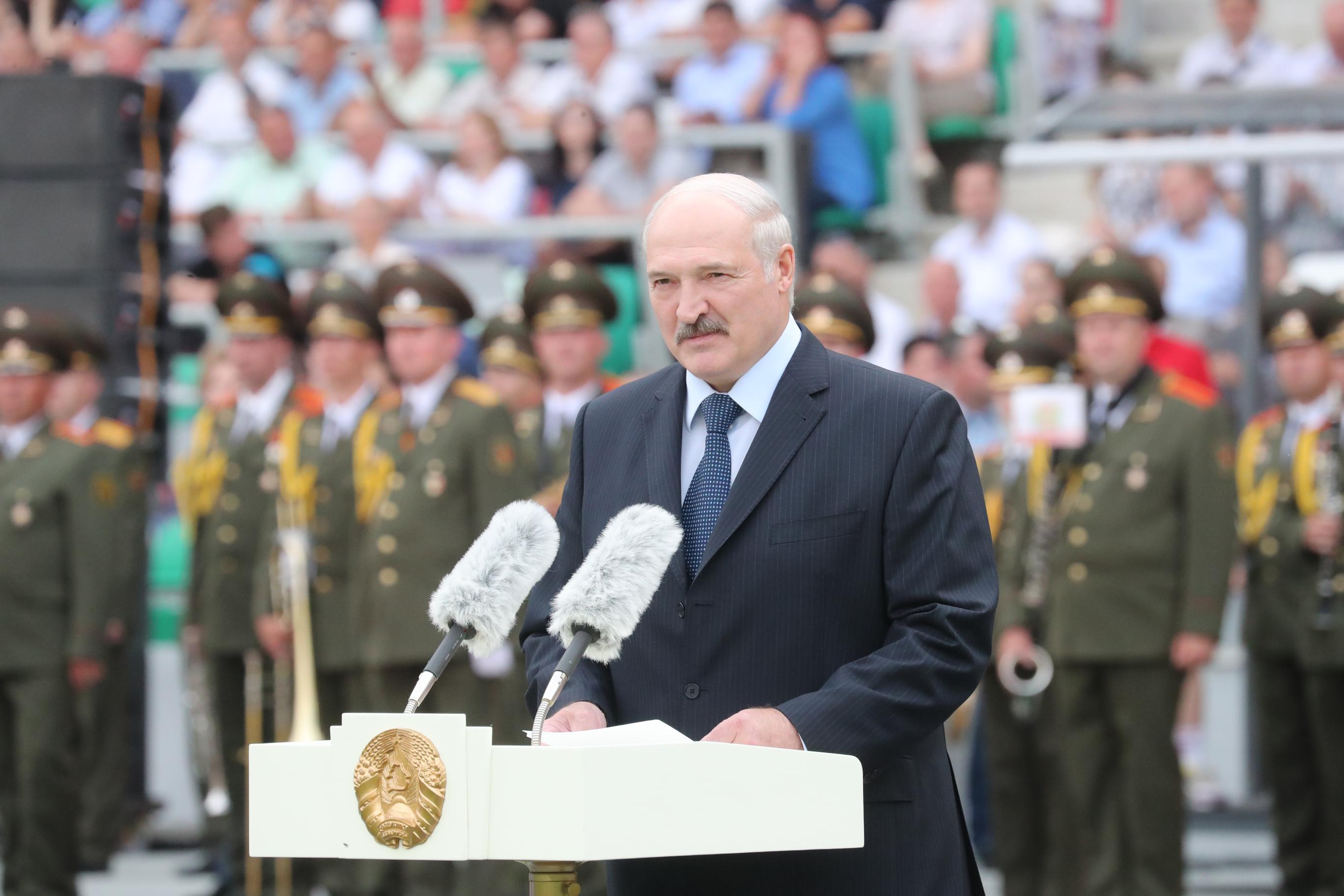 Александр Лукашенко: стадион «Динамо» станет родным домом для любителей активного отдыха