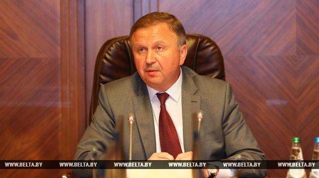 Кобяков требует обеспечить выход на прогнозные параметры социально-экономического развития по итогам года