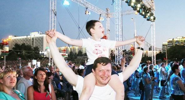 Гала-концерт «Беларусь — адзiная Радзiма» в День Независимости покажет телеканал ОНТ