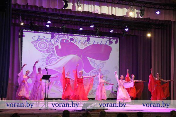 В Вороново прошел районный выпускной (Фото. Видео)