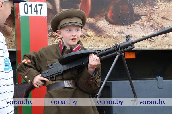 Столичный музей приехал в Вороново (Фото, Видео)