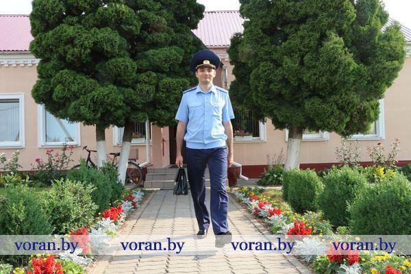 Тридцать минут с заместителем прокурора Вороновского района