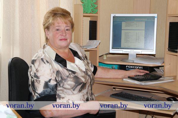 В семье Страчинских из Заболоти профессиональный праздник экономиста отмечает вся женская половина