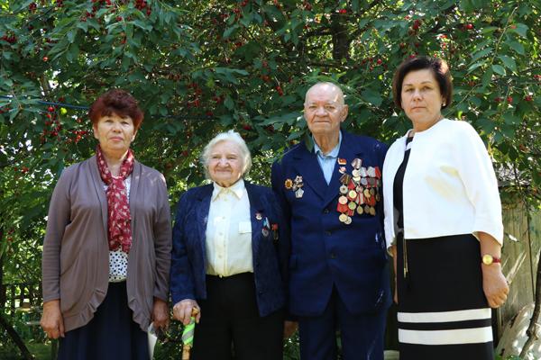 День Независимости: ветеранам Вороновщины — внимание и подарки