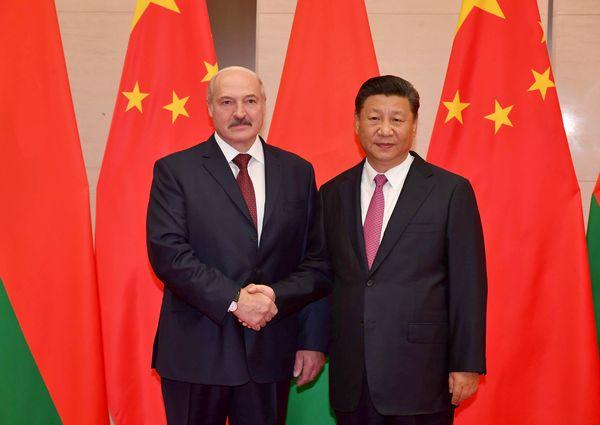 Тема недели: Рабочий визит Президента Беларуси в Китай