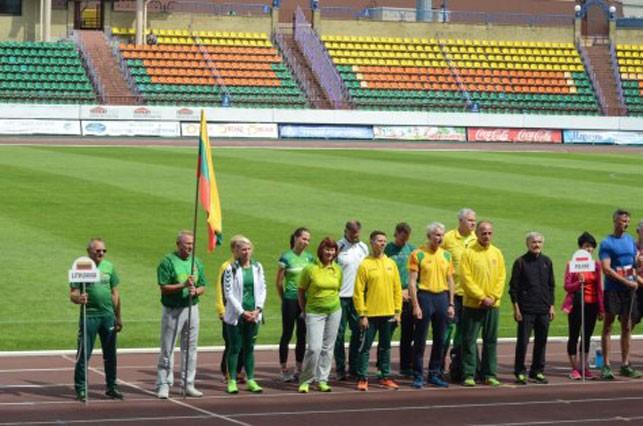 Спортсменов из 7 стран соберет чемпионат по легкой атлетике среди ветеранов в Гродно