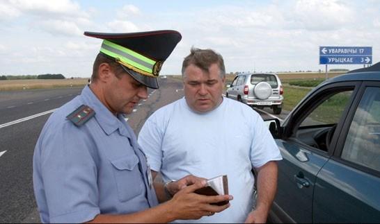 ГАИ Беларуси в выходные усилит контроль за состоянием водителей