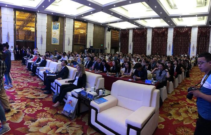 Год туризма Гродненской области открыли в провинции Ганьсу в Китае