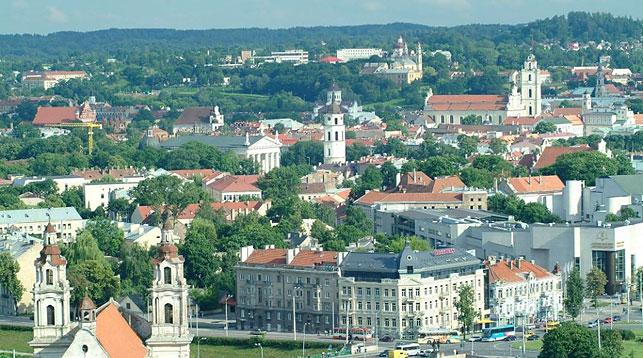 Вильнюс с 1 июля вводит туристический налог