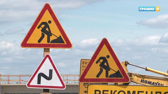 Как проходит реконструкция трассы М6 (видео)