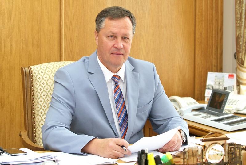 Игорь Попов: «Наметилась тенденция к уменьшению телефонных обращений из районов области»