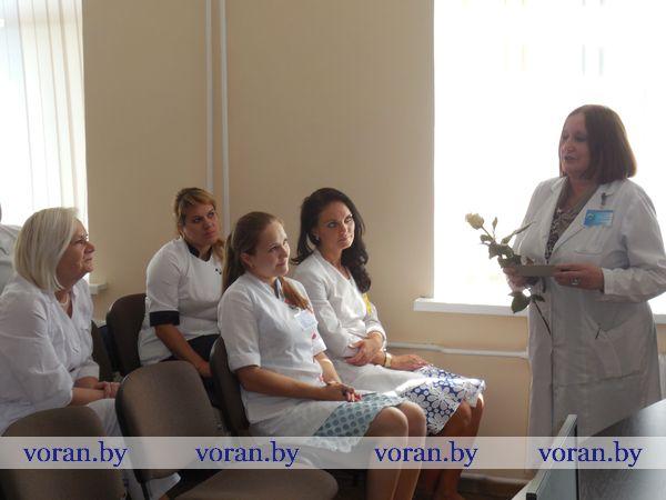 В преддверии Дня Независимости в трудовых коллективах Вороновщины состоялись встречи, посвященные Году малой родины