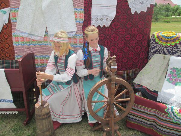 Этнаграфічныя пляцоўкі з'явіліся ў аграгарадках Воранаўшчыны