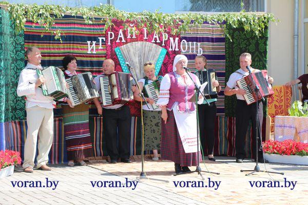 «Играй, гармонь!» на всю округу (Фото. +Видео)