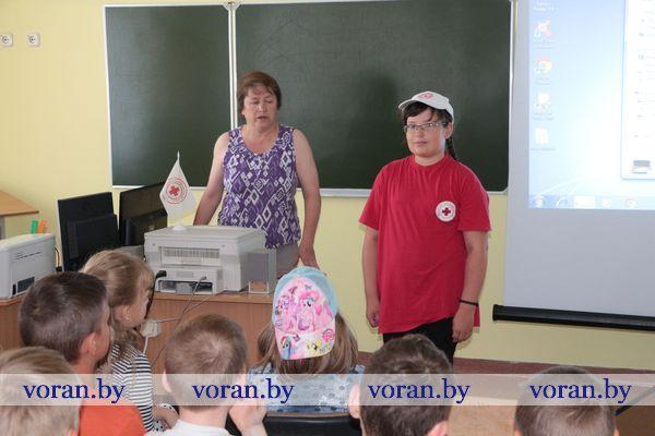 «Волонтерское лето на малой родине»