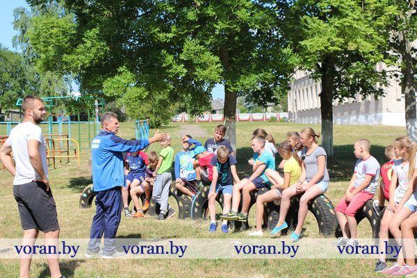 Девять дней романтики оздоровительного лагеря «Олимпия» в Беняконской школе (Видео)
