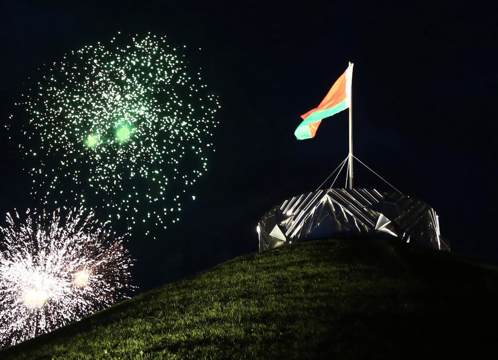 Программа празднования Дня Независимости в Гродно