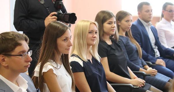 Летняя школа молодого педагога работает в Гродно