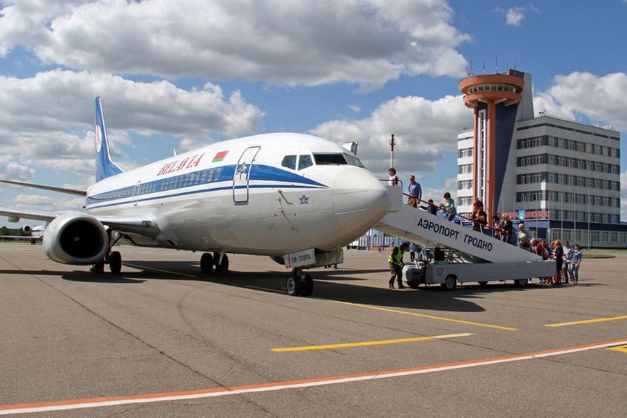 Концепция развития региональных аэропортов разработана в Беларуси