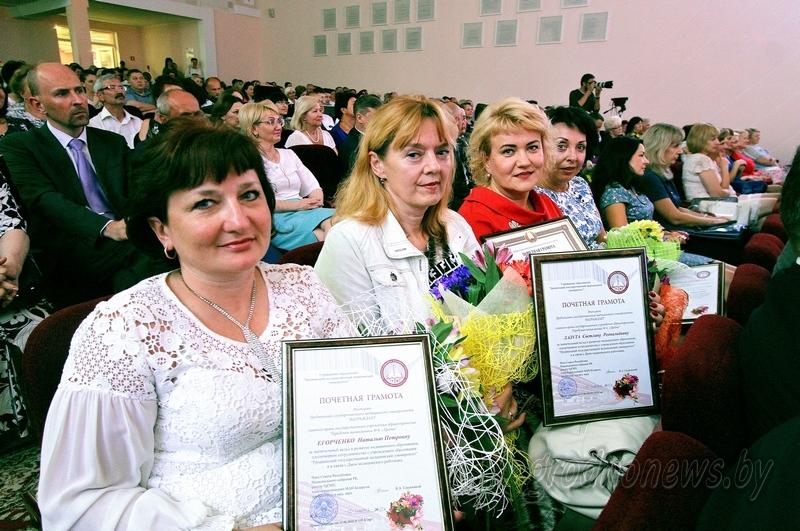 В Гродно прошел торжественный вечер в честь Дня медицинского работника