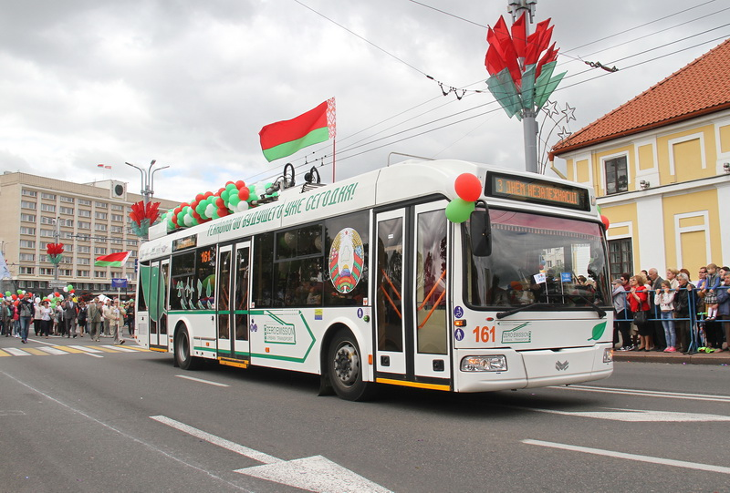Как поедем на День Независимости. Маршруты и улицы, где ограничат движение на праздник и в канун 3 июля в Гродно