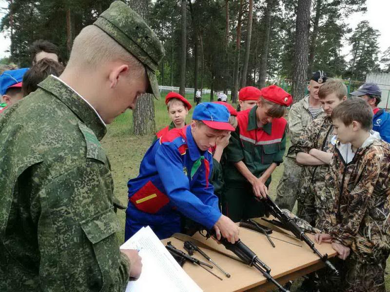 Игра «Зарница» в Гродно соберет 200 школьников со всей области