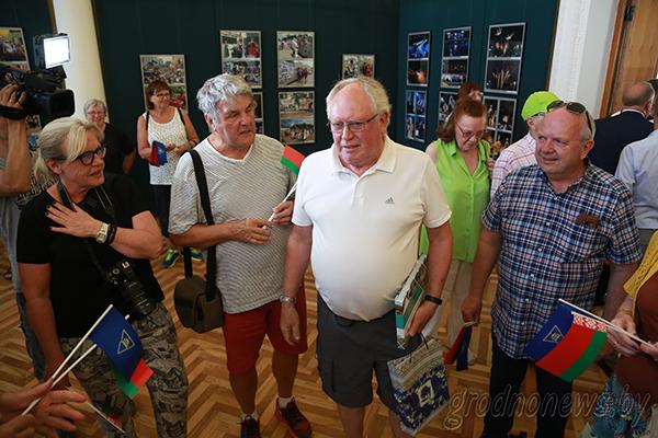 25-тысячный безвизовый турист приехал в Гродно на фестиваль национальных культур
