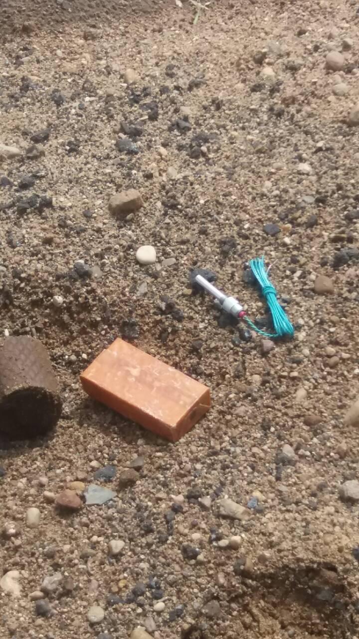 В Вороновском районе нашли гранату времен Великой Отечественной войны