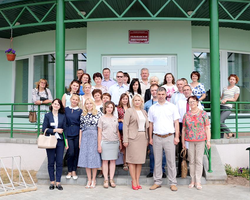 Как журналисты Гродненщины посещали землю Ошмянскую. Фотоотчет (будет дополнено)
