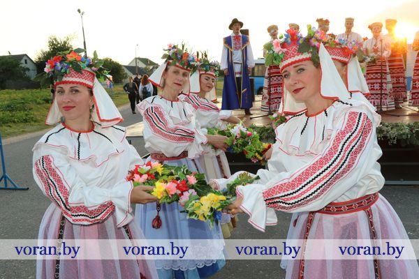 Як у Воранаве святкуюць Купалле (Фота, Відэа)