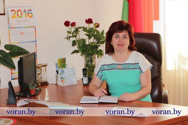Татьяна ДУДКО: «Считаю эту награду командной». Главному редактору «Воранаўскай газеты» присвоено почетное звание «Человек года Гродненщины»