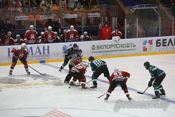 В Гродно стартовал международный турнир по хоккею памяти Александра Иосифовича Дубко