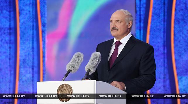 На «Славянском базаре» всегда царит уникальная атмосфера межнациональной дружбы — Александр Лукашенко
