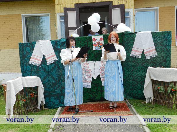 В Наче, Полецкишках и Переганцах отметили день деревни