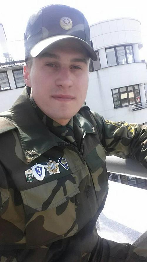 Рядовой Владислав Дичканец из Жирмун мастерство отточил в армии