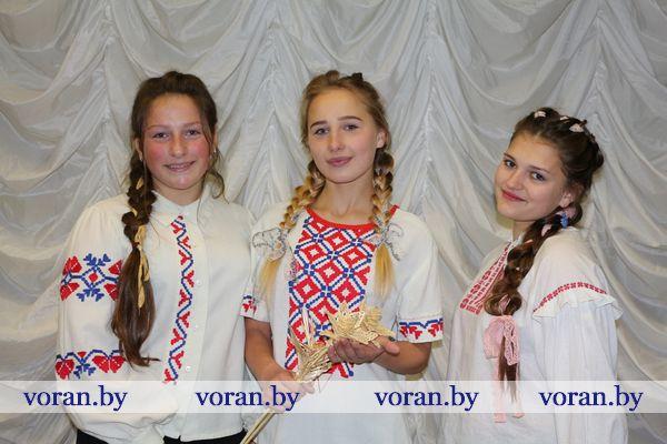 Сёння, напярэдадні Дня Незалежнасці Рэспублікі Беларусь, на Воранаўшчыне адзначаецца Дзень вышыванкі